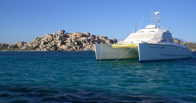 Motorboot mieten in Ajaccio - Catalu Capriccio