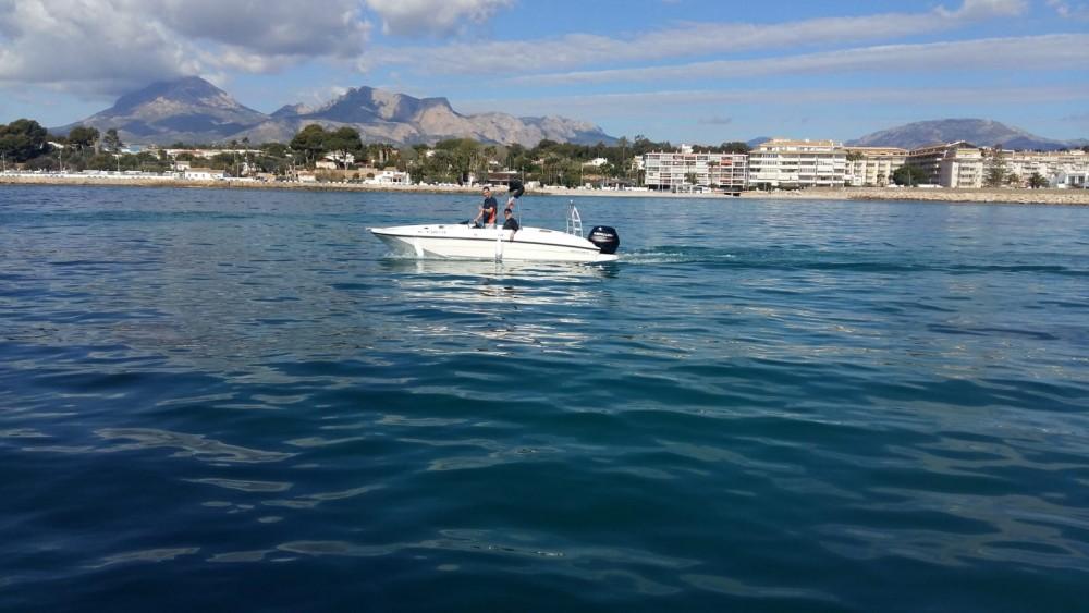 Motorboot mieten in Altea - Bayliner E6