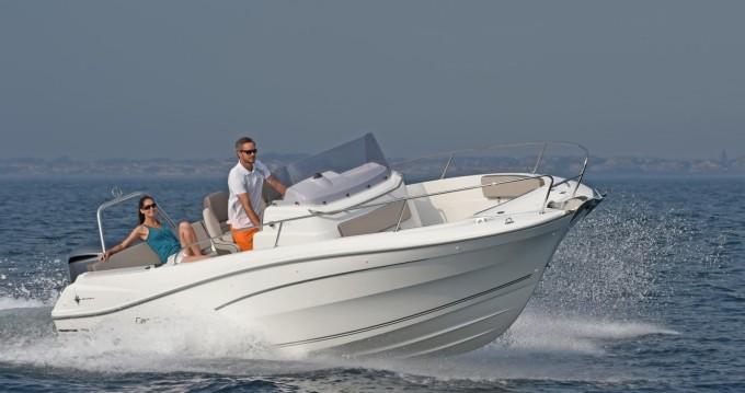 Bootsverleih Jeanneau Cap Camarat 7.5 CC Serie 2 Mahón Samboat