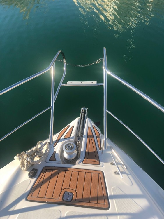Bootsverleih Cranchi Smeraldo 37 Benalmádena Samboat