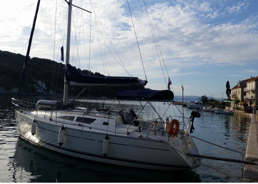Bootsverleih Jeanneau Sun Odyssey 40 Split Samboat