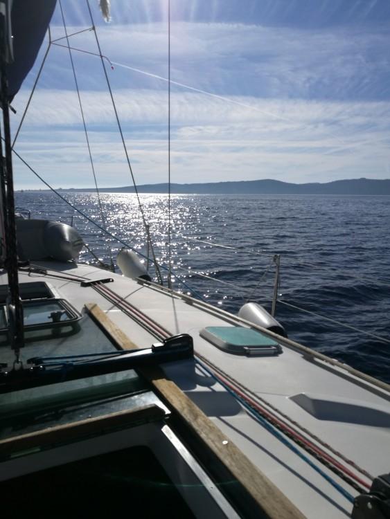 Bootsverleih Split günstig Sun Odyssey 40