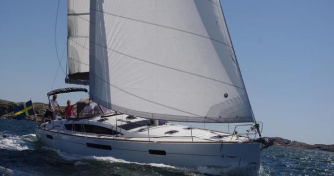 Segelboot mieten in Kos - Jeanneau Jeanneau 53