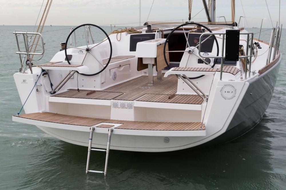 Bootsverleih Dufour Dufour 382 Grand Large  Samboat