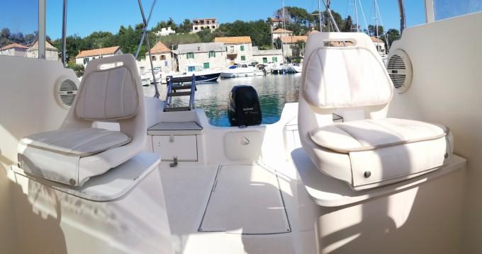 Yacht-Charter in Trogir - SAVER 620 WA Cabin Fisher 540 auf SamBoat