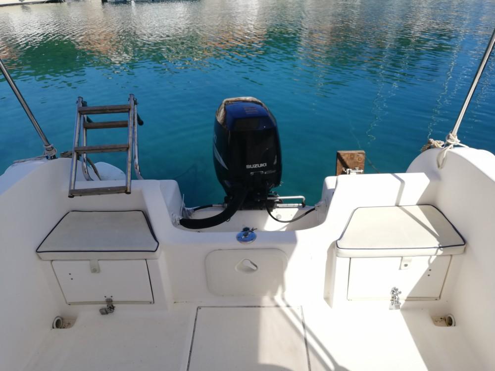 Bootsverleih Trau günstig Cabin Fisher 540