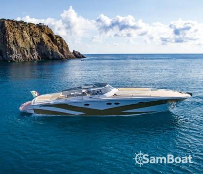 Motorboot mit oder ohne Skipper Tornado mieten in Capri