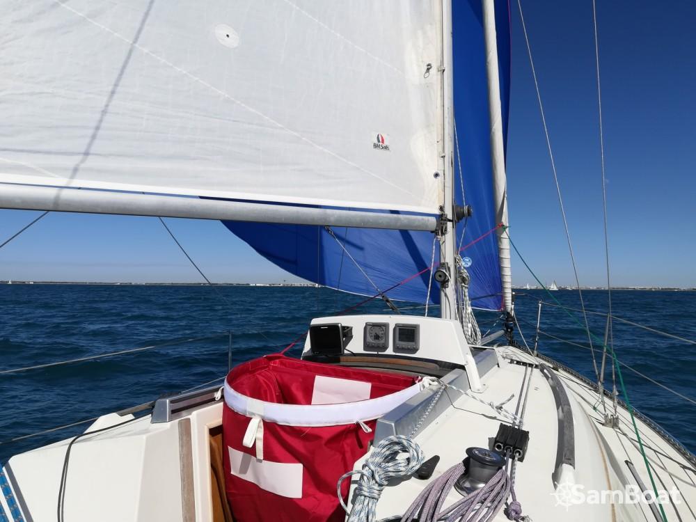 Segelboot mieten in Le Grau-du-Roi - Bénéteau First 29 GTE