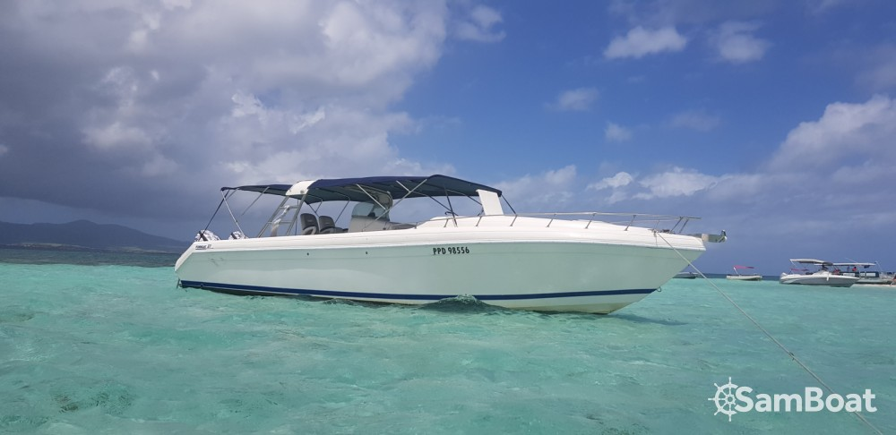Vermietung Motorboot Forboat mit Führerschein