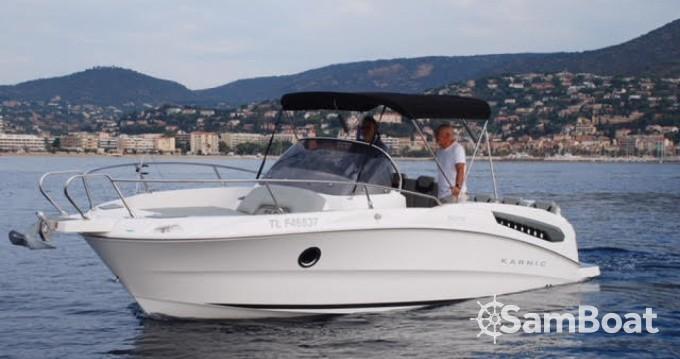 Motorboot mieten in Port-Camargue zum besten Preis
