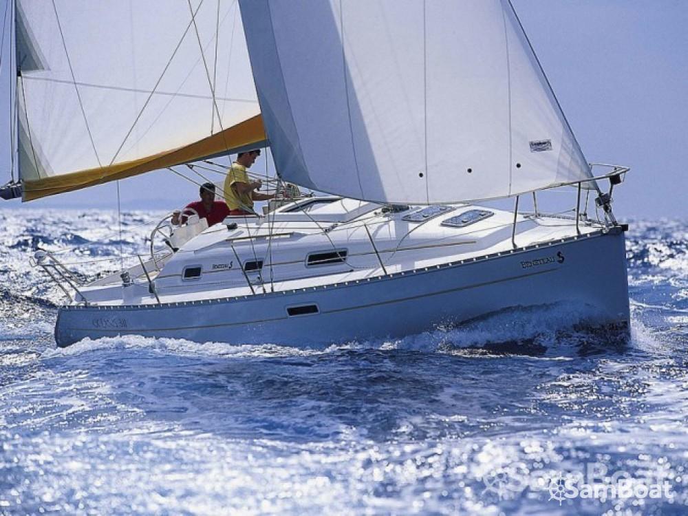 Segelboot mieten in Bandol - Bénéteau Oceanis 31
