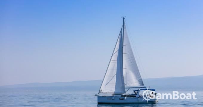 Segelboot mieten in Split - Bénéteau Oceanis 38.1