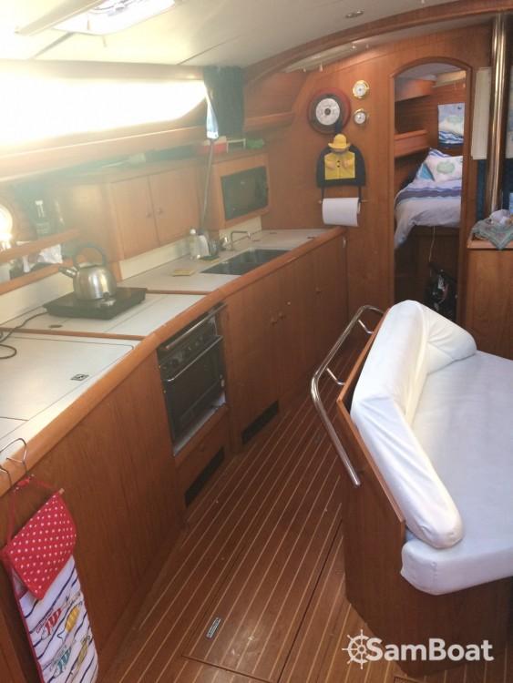Ein Jeanneau Sun Odyssey 45.2 mieten in Saint-Cyprien