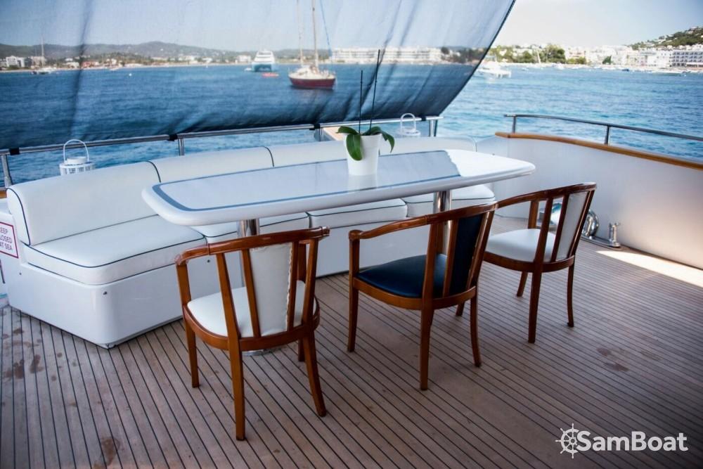 Yacht-Charter in Ibiza-Stadt - AMER AMER 88 PLUS auf SamBoat