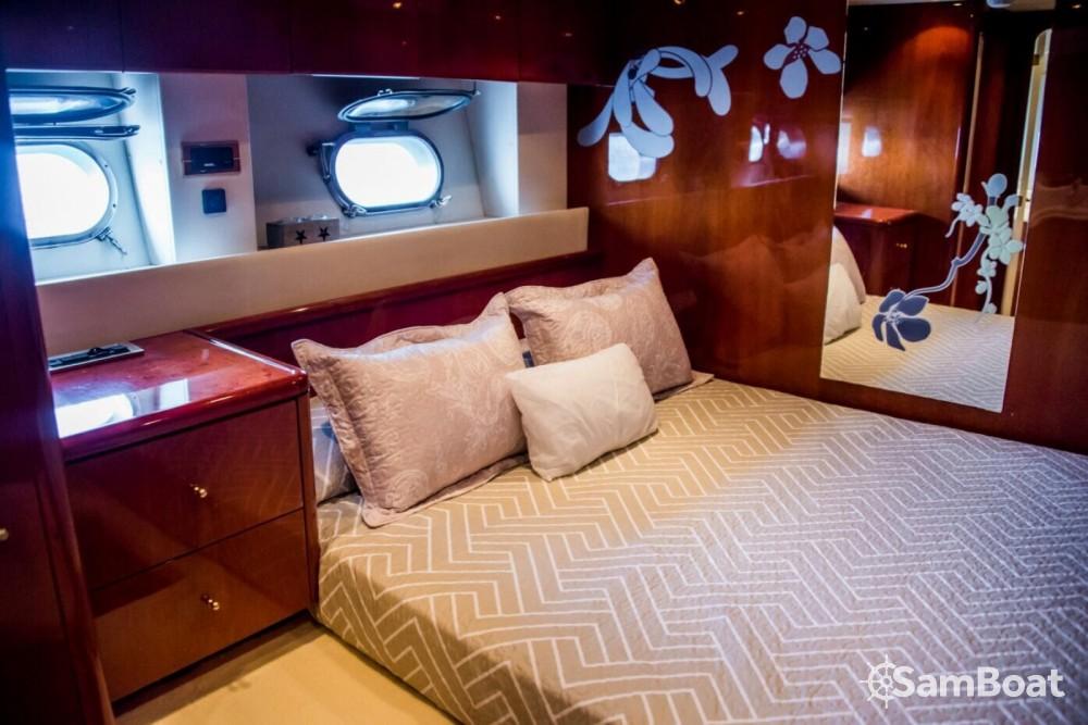 Bootsverleih AMER AMER 88 PLUS Ibiza-Stadt Samboat