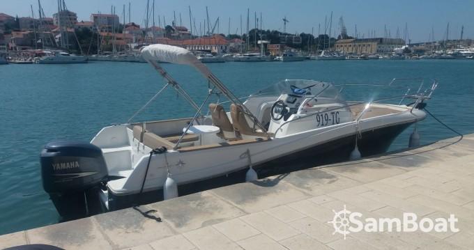 Yacht-Charter in Trogir - Jeanneau Cap Camarat 755 WA auf SamBoat