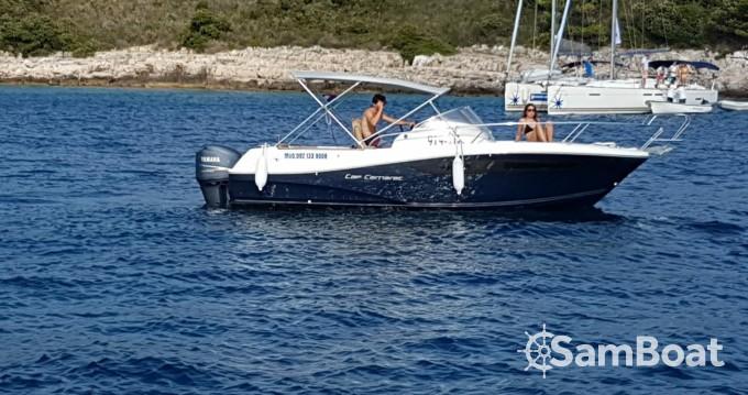 Bootsverleih Trogir günstig Cap Camarat 755 WA