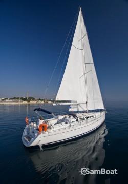 Segelboot mieten in Split - Jeanneau Sun Odyssey 43