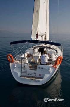 Bootsverleih Split günstig Sun Odyssey 43