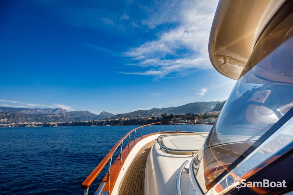 Motorboot mit oder ohne Skipper Fratelli Aprea mieten in Sorrent