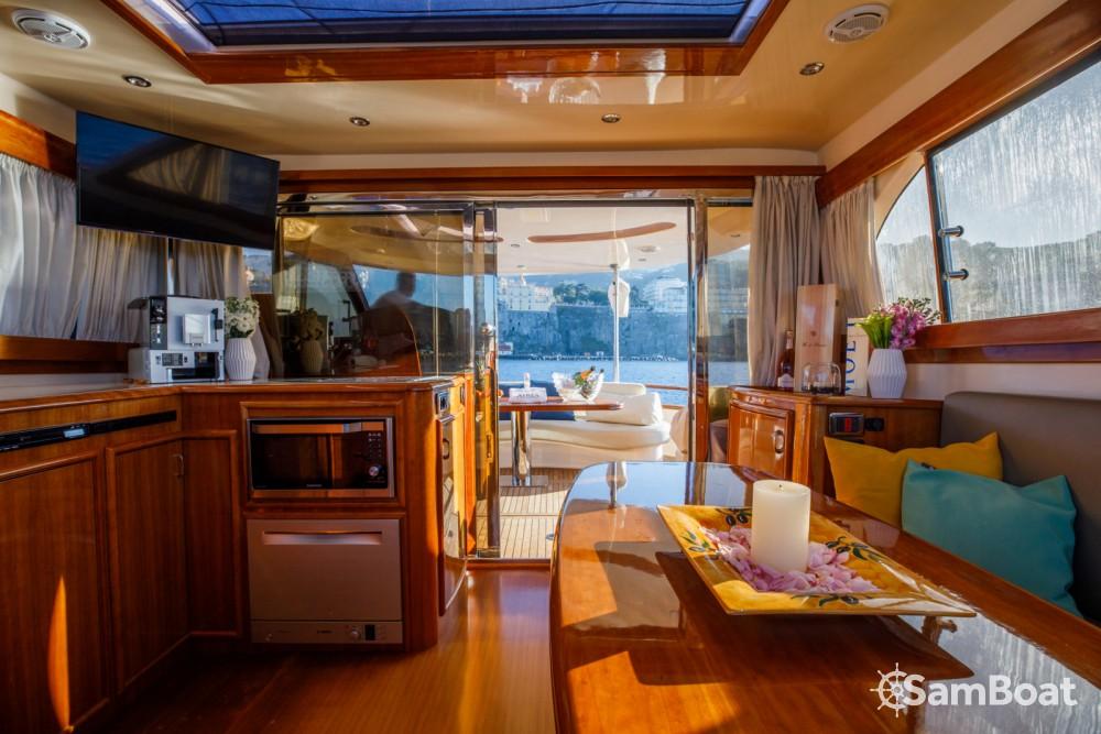 Vermietung Motorboot Fratelli Aprea mit Führerschein