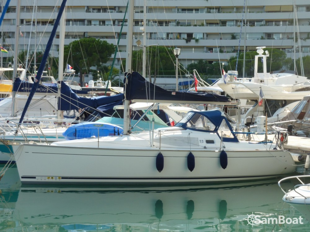Segelboot mieten in Hyères - Kirie Feeling 32
