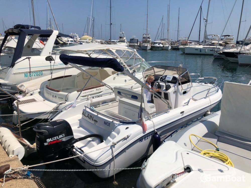 Motorboot mieten in Mandelieu-la-Napoule - Ranieri Shadow 20