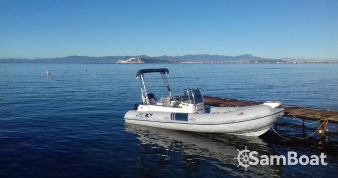 Schlauchboot mit oder ohne Skipper Sacs mieten in Cagliari