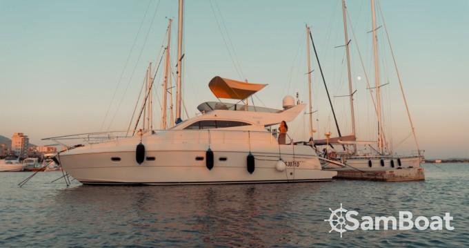 Motorboot mieten in Trapani - Raffaelli Levante