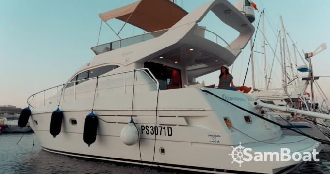 Motorboot mit oder ohne Skipper Raffaelli mieten in Trapani