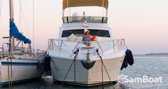 Motorboot mieten in Trapani zum besten Preis