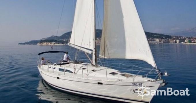 Segelboot mieten in Split - Jeanneau Sun Odyssey 45.2