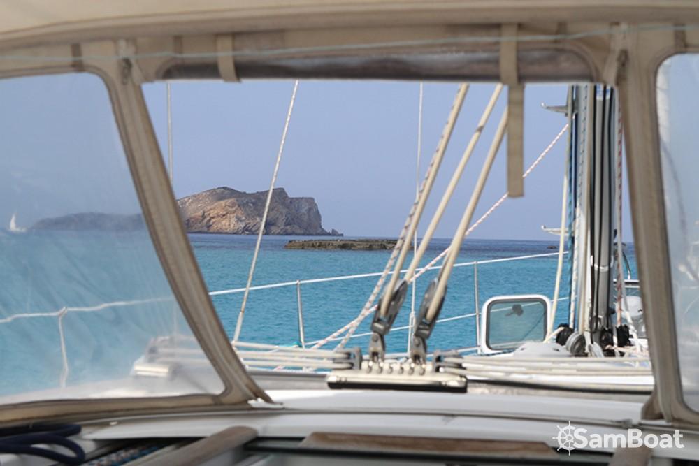 Bootsverleih Palma günstig Oceanis 50