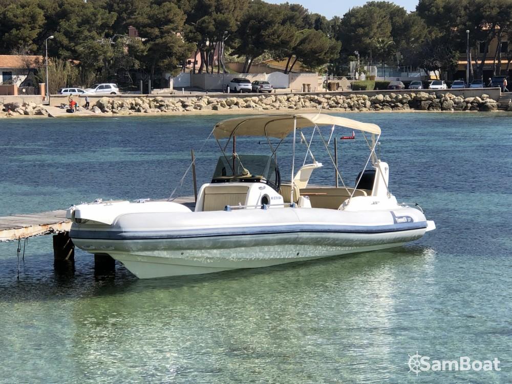 Schlauchboot mieten in Marseille zum besten Preis