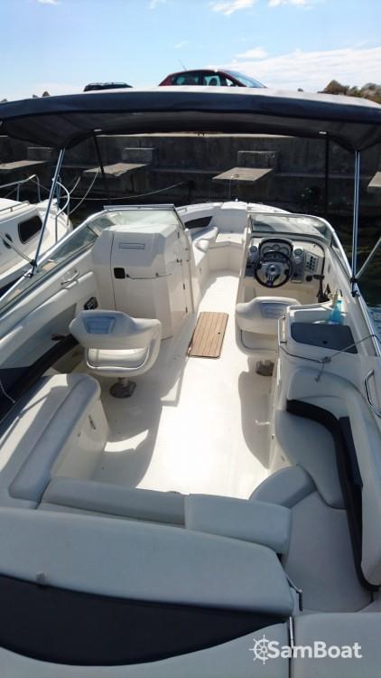 Vermietung Motorboot Larson mit Führerschein