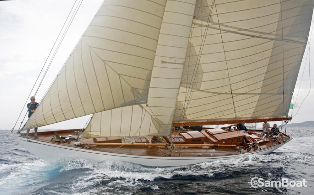 Segelboot mieten in Barcelona - Wiliam-Fife COTRE BERMUDIEN
