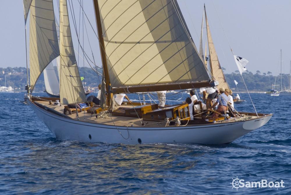 Yacht-Charter in Barcelona - Wiliam-Fife COTRE BERMUDIEN auf SamBoat