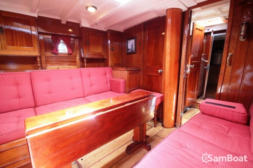 Vermietung Segelboot Wiliam-Fife mit Führerschein