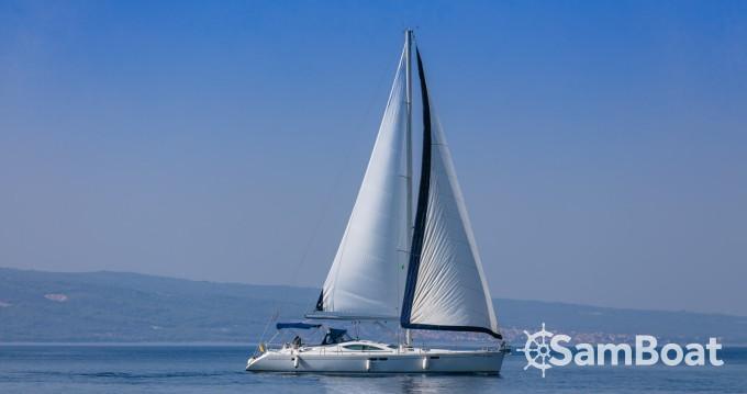 Bootsverleih Split günstig Sun Odyssey 54 DS