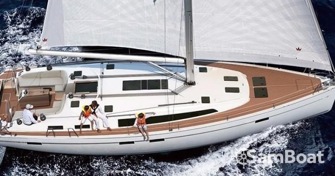 Segelboot mieten in Split - Bavaria Cruiser 51