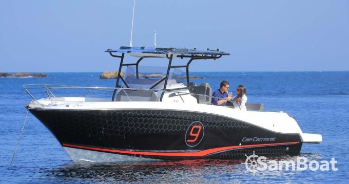 Yacht-Charter in Cogolin - Jeanneau Cap Camarat 9.0 CC auf SamBoat