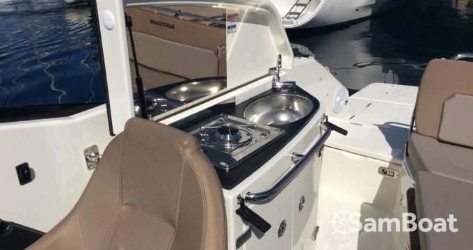 Bootsverleih Quicksilver Activ 755 Cruiser Marseille Samboat