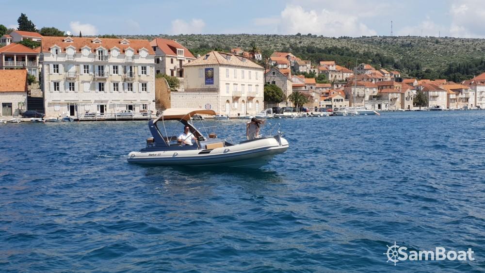 Yacht-Charter in Split - Shark BF 23 Sport auf SamBoat