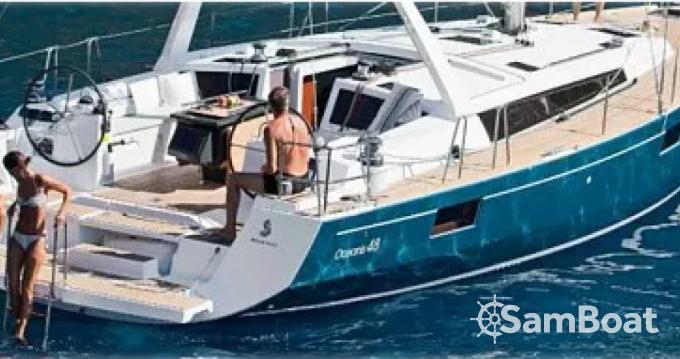 Bootsverleih Bénéteau Oceanis 48 Port Grimaud Samboat