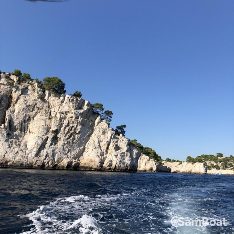 Yacht-Charter in Marseille - Quicksilver Quicksilver 675 Activ Sundeck auf SamBoat