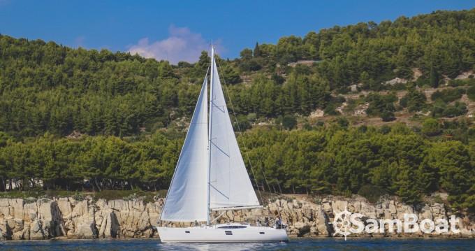 Segelboot mieten in Split - Elan Impression 50