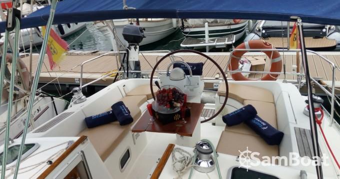 Bootsverleih Bénéteau Oceanis 361 Clipper Ibiza Town Samboat