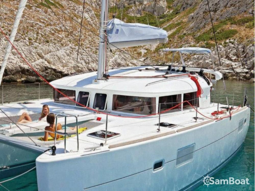 Katamaran mieten in Balearische Inseln - Lagoon Lagoon 400