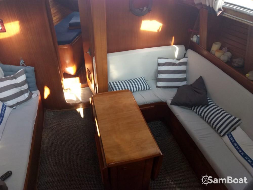 Segelboot mieten in Sant Jordi de ses Salines - Puma Puma 37