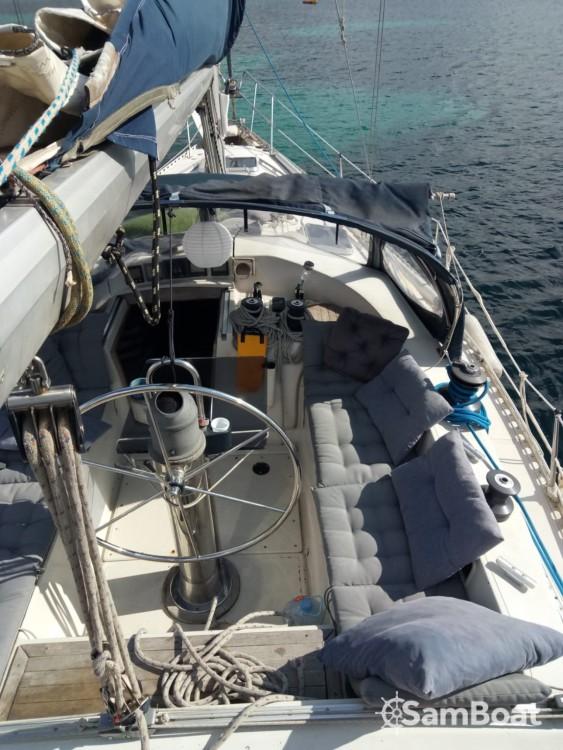Segelboot mieten in Sant Jordi de ses Salines zum besten Preis